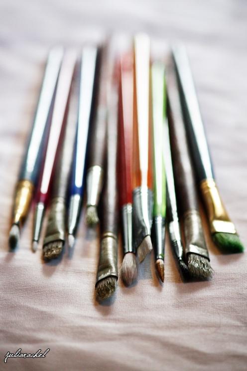 JR-misc paintbrushes