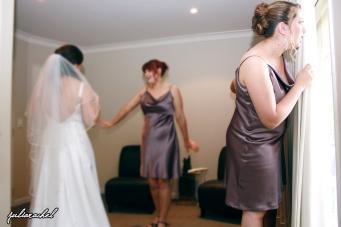 JR-wedding-A&M girls nearly ready