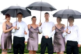 JR-wedding-A&M bridesmaids and groomsmen