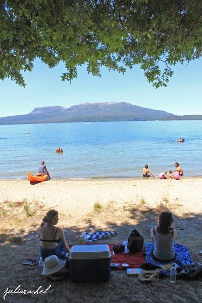 Lake Tarawera, NZ