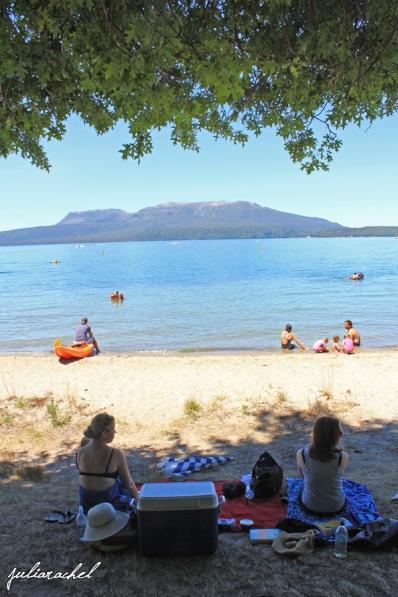 Lake Tarawera, NZ