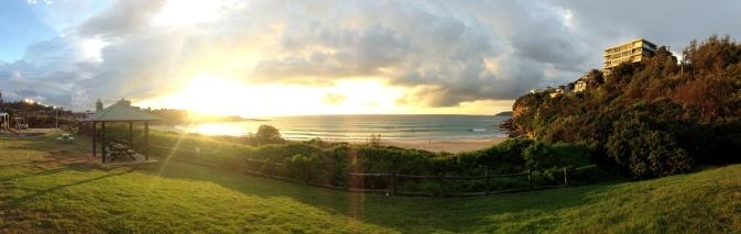 juliarachel - sunrise freshwater beach
