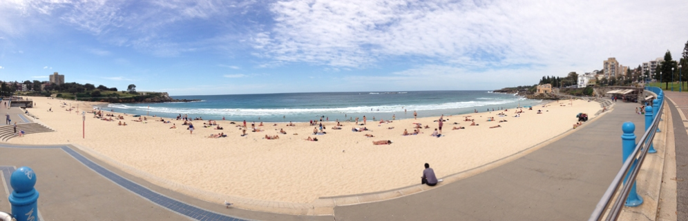 juliarachel - panoramic shot sydney