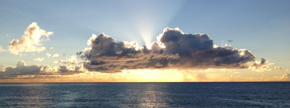 juliarachel- Sunrise at Freshwater