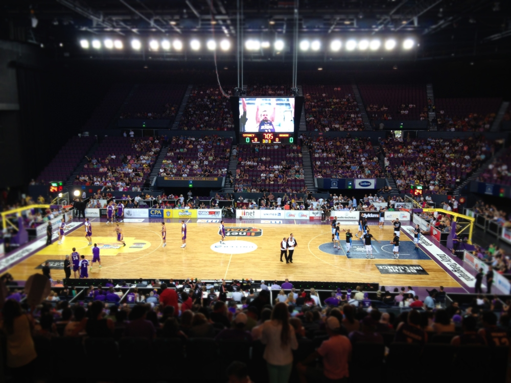 NZ Breakers Sydney Kings