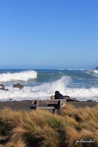 Owhiro Bay, Wellington. JuliaRachel Photography