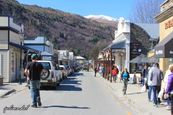 Arrowtown street - JuliaRachel Photography