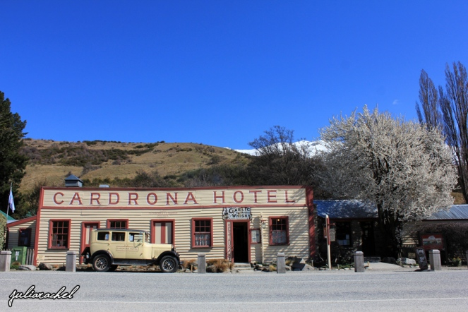 Cardrona Hotel - JuliaRachel Photography
