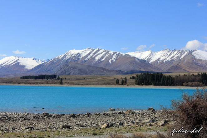 Lake Tekapo - JuliaRachel Photography