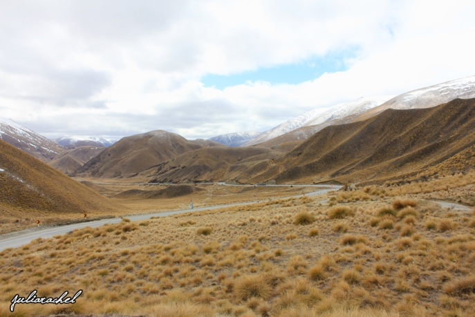 Lindis Pass road- JuliaRachel Photography