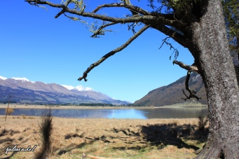 Diamond lake, near Paradise, Glenorchy