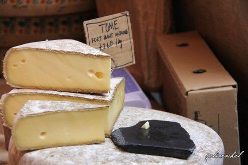 Borough Markets London cheese